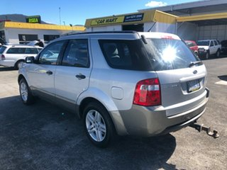 2006 Ford Territory SY TX Silver 4 Speed Sports Automatic Wagon