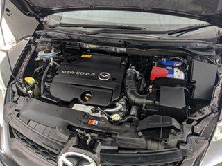 2010 Mazda CX-7 ER10A2 Sports Maroon 6 Speed Manual Wagon