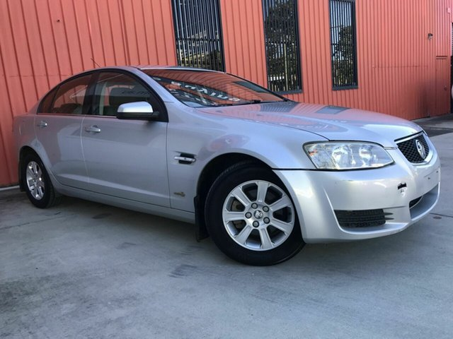 Used Holden Commodore VE II Omega Molendinar, 2010 Holden Commodore VE II Omega Silver 6 Speed Sports Automatic Sedan