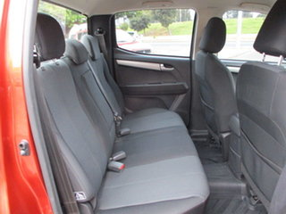 2015 Isuzu D-MAX MY15 LS-M Hi-Ride Red 5 Speed Manual Dual Cab