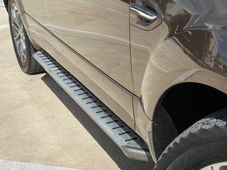2014 Ford Territory SZ Titanium Seq Sport Shift Bronze 6 Speed Sports Automatic Wagon