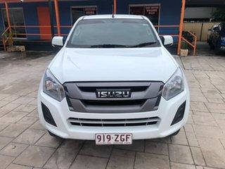 2019 Isuzu D-MAX MY19 SX Crew Cab 4x2 High Ride White 6 Speed Sports Automatic Utility.