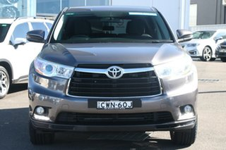 2014 Toyota Kluger GSU50R GX 2WD Grey 6 Speed Sports Automatic Wagon