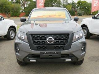 2021 Nissan Navara D23 MY21 SL 4x2 Slate Grey 7 Speed Sports Automatic Utility.