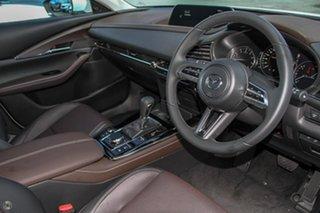 2021 Mazda CX-30 DM2W7A G20 SKYACTIV-Drive Touring White 6 Speed Sports Automatic Wagon