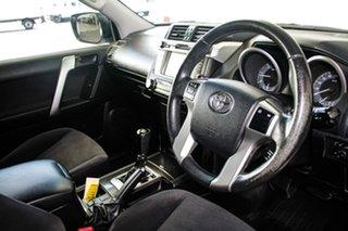 2015 Toyota Landcruiser Prado KDJ150R MY14 GXL (4x4) Glacier White 5 Speed Sequential Auto Wagon