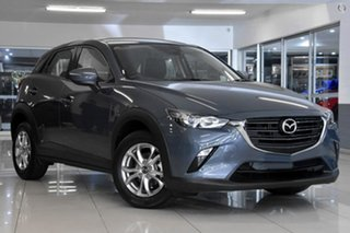 2021 Mazda CX-3 DK2W7A Maxx SKYACTIV-Drive FWD Sport Grey 6 Speed Sports Automatic Wagon.
