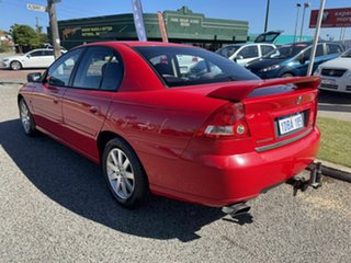 2004 Holden Commodore VY II Silver Anniversary Red 4 Speed Automatic Sedan