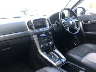 2013 Holden Captiva CG Series II MY12 7 AWD CX Black/Grey 6 Speed Sports Automatic Wagon