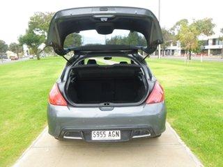 2009 Peugeot 308 T7 XSE Turbo Grey Sports Automatic Hatchback