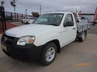 2007 Mazda BT-50 B2500 DX 5 Speed Manual Cab Chassis.