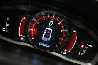 2016 Volvo S60 F Series MY16 T5 Adap Geartronic R-Design White 8 Speed Sports Automatic Sedan