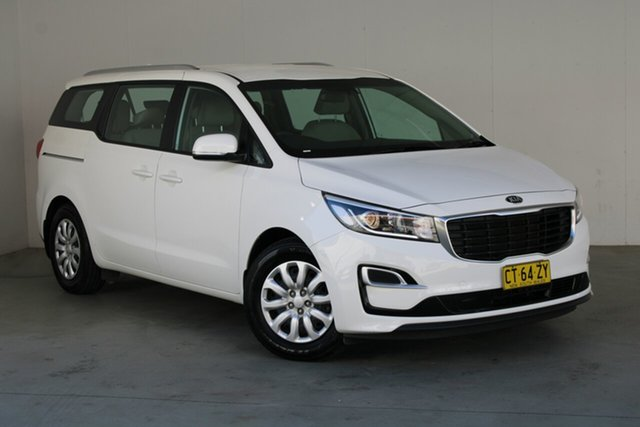 Used Kia Carnival YP MY19 S Phillip, 2019 Kia Carnival YP MY19 S White 8 Speed Sports Automatic Wagon