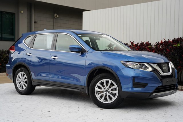 Used Nissan X-Trail T32 Series II ST X-tronic 2WD Cairns, 2018 Nissan X-Trail T32 Series II ST X-tronic 2WD Blue 7 Speed Constant Variable Wagon