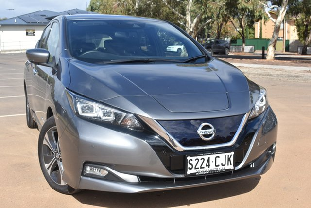 Demo Nissan Leaf ZE1 St Marys, 2020 Nissan Leaf ZE1 Gun Metallic 1 Speed Reduction Gear Hatchback