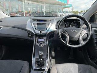 2013 Hyundai Elantra MD2 Elite Silver 6 Speed Manual Sedan