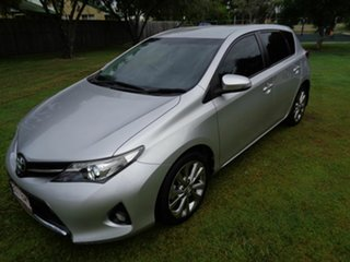 2014 Toyota Corolla ZRE182R Levin SX Silver 6 Speed Manual Hatchback