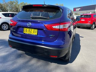 2016 Nissan Qashqai J11 ST Purple 1 Speed Constant Variable Wagon