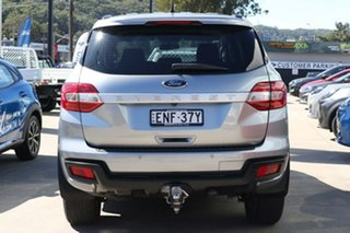 2017 Ford Everest UA Ambiente Silver 6 Speed Sports Automatic SUV