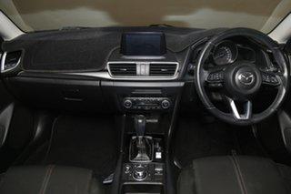 2017 Mazda 3 BN5238 SP25 SKYACTIV-Drive Red 6 Speed Sports Automatic Sedan