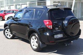 2006 Toyota RAV4 ACA33R Cruiser L Black 4 Speed Automatic Wagon.