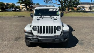2021 Jeep Gladiator JT MY21 Rubicon Pick-up Bright White 8 Speed Automatic Utility.