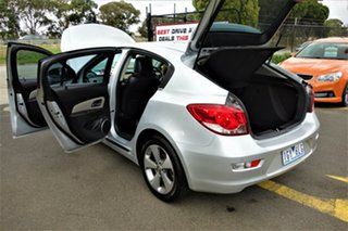 2016 Holden Cruze JH Series II MY16 Z-Series Silver 6 Speed Sports Automatic Hatchback