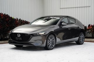 2020 Mazda 3 BP2H7A G20 SKYACTIV-Drive Evolve Grey 6 Speed Sports Automatic Hatchback