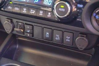 2019 Toyota Hilux GUN126R SR5 Double Cab Grey 6 Speed Sports Automatic Utility