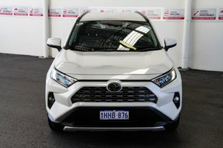 2020 Toyota RAV4 Mxaa52R GXL 2WD Crystal Pearl 10 Speed Constant Variable Wagon.