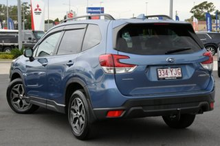 2018 Subaru Forester S4 MY18 2.5i-L CVT AWD Horizon Blue 6 Speed Constant Variable Wagon.
