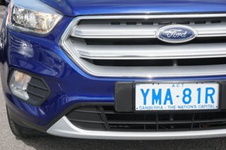 2017 Ford Escape ZG Trend Blue 6 Speed Sports Automatic SUV