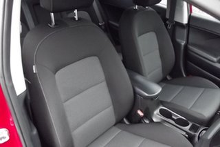 2017 Kia Cerato YD MY18 S Red 6 Speed Sports Automatic Sedan