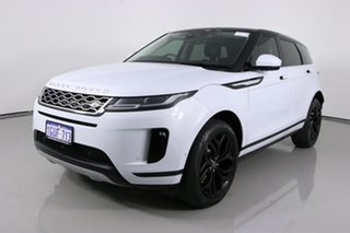 2019 Land Rover Range Rover Evoque L551 MY20 P200 SE (147kW) Yulong White 9 Speed Automatic Wagon.