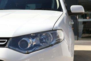 2012 Ford Territory SZ TS Seq Sport Shift White 6 Speed Sports Automatic Wagon