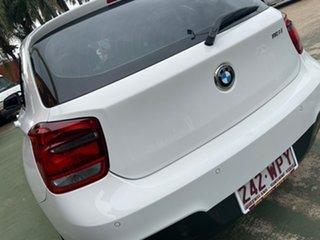2012 BMW 1 Series F20 118i 6 Speed Manual Hatchback