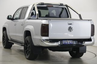2016 Volkswagen Amarok 2H MY16 TDI420 4Motion Perm Highline Silver 8 Speed Automatic Utility