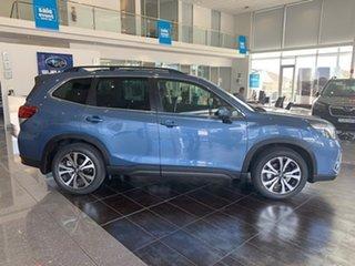 2021 Subaru Forester S5 MY21 2.5i Premium CVT AWD Horizon Blue 7 Speed Constant Variable Wagon