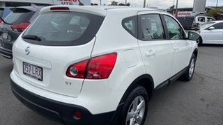 2008 Nissan Dualis J10 ST AWD White 6 Speed Manual Hatchback