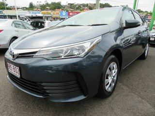 2019 Toyota Corolla ZRE172R Ascent S-CVT Grey 7 Speed Constant Variable Sedan.