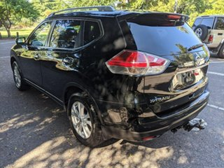 2016 Nissan X-Trail T32 ST-L X-tronic 2WD Black 7 Speed Constant Variable Wagon