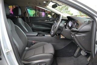 2017 Holden Commodore ZB MY18 RS Liftback Silver 9 Speed Sports Automatic Liftback.