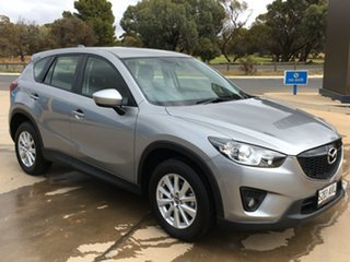 2013 Mazda CX-5 KE1021 Maxx SKYACTIV-Drive AWD Sport Aluminium 6 Speed Sports Automatic Wagon.