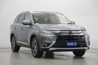 2018 Mitsubishi Outlander ZL MY18.5 ES 2WD Mercury 6 Speed Constant Variable Wagon.