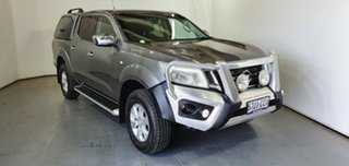 2015 Nissan Navara D23 ST Grey 7 Speed Sports Automatic Utility