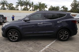 2017 Hyundai Santa Fe DM3 MY17 Active X 2WD Ocean View 6 Speed Sports Automatic Wagon