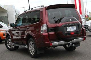 2021 Mitsubishi Pajero NX MY21 Exceed Terra Rossa 5 Speed Sports Automatic Wagon.