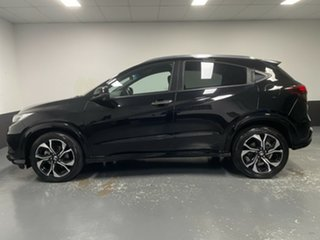 2019 Honda HR-V MY19 RS Black 1 Speed Constant Variable Hatchback