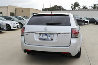 2012 Holden Commodore VE II MY12.5 SV6 Sportwagon Z Series Silver 6 Speed Sports Automatic Wagon