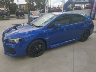 2020 Subaru WRX V1 MY21 Premium AWD 7x 6 Speed Manual Sedan
